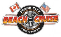 Peach City Beach Cruise logo